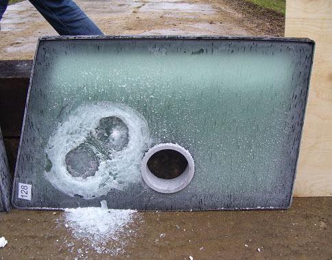 пулестойкость бетона